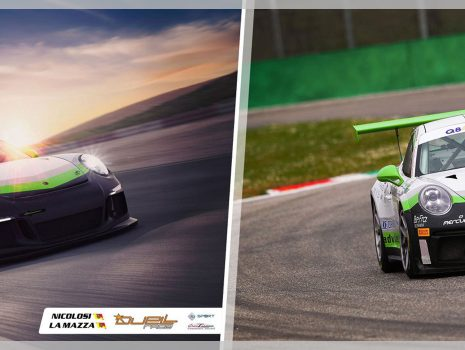 Texturing Car Livery and Render Duell Race Team GT Italiano