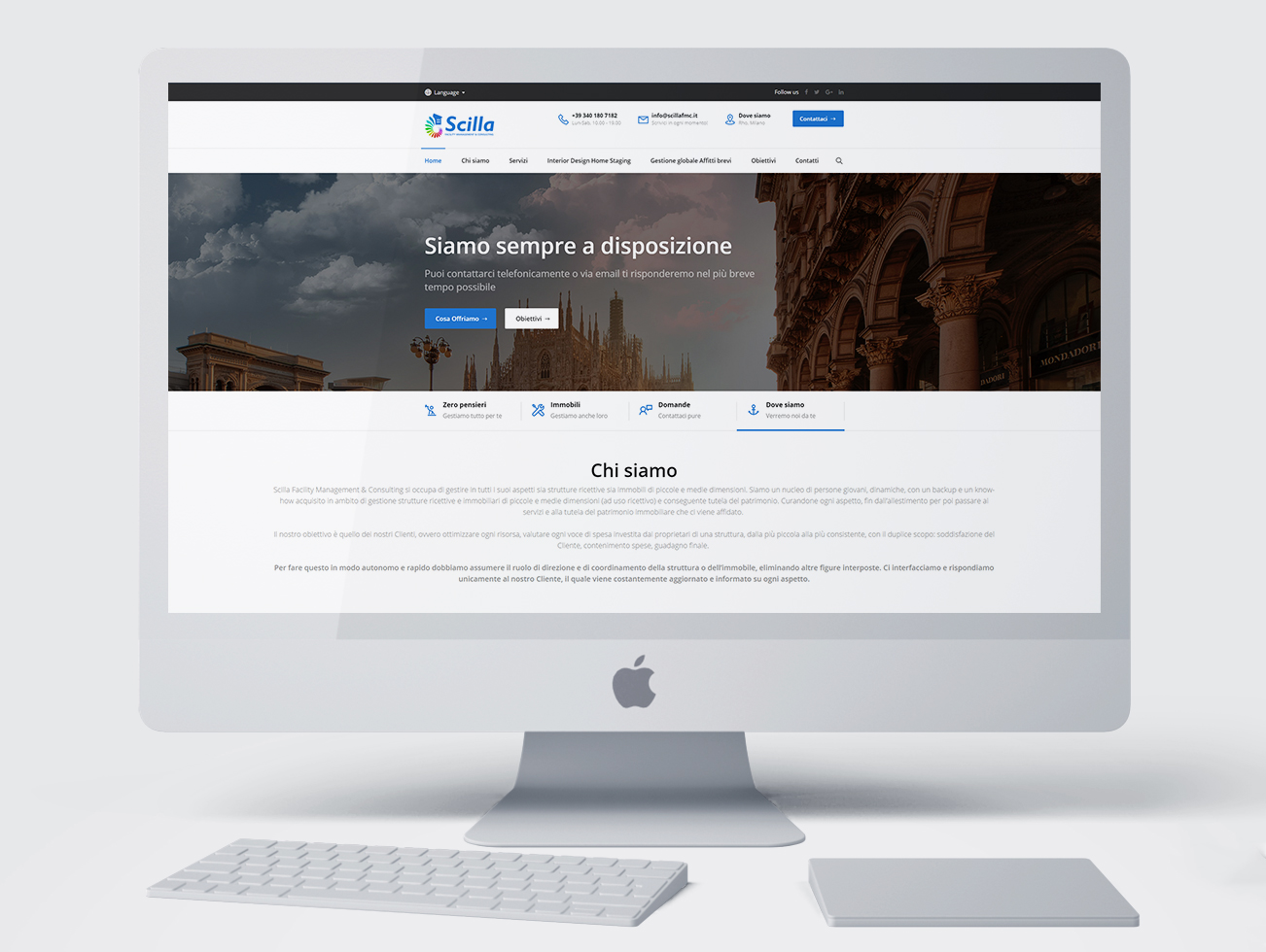 Website – Scilla FMC Group
